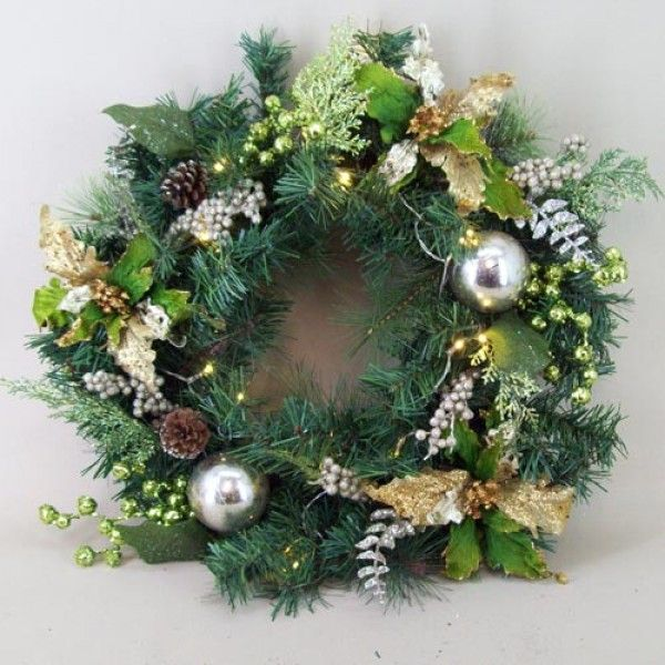 Other Images Like This! this is the related images of Green Christmas  Wreaths