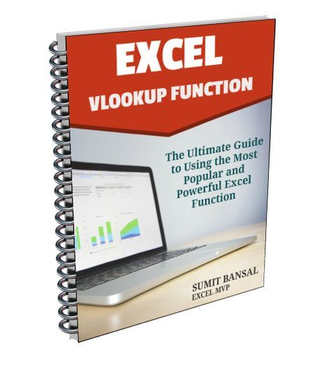 10 Vlookup Examples For Beginner Advanced Users Free Ebook