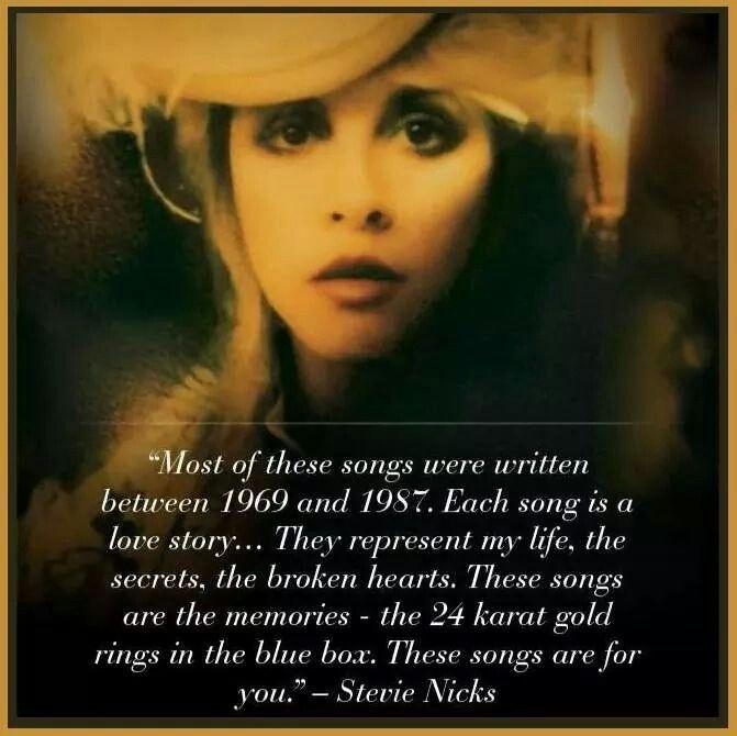 Stevie Nicks | Rockin Music in 2019 | Stevie nicks quotes