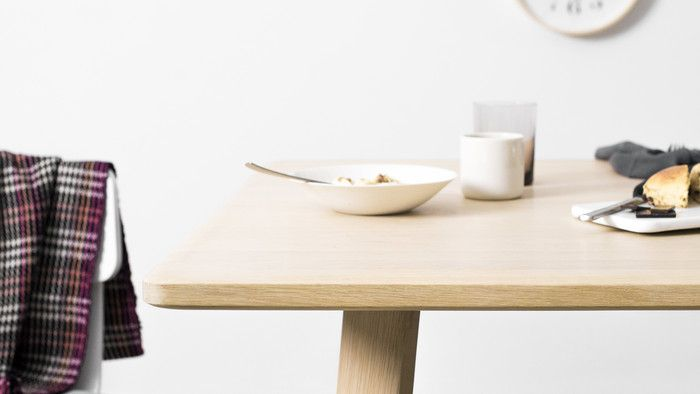 Alle dining table by Staffan Holm for Hem.