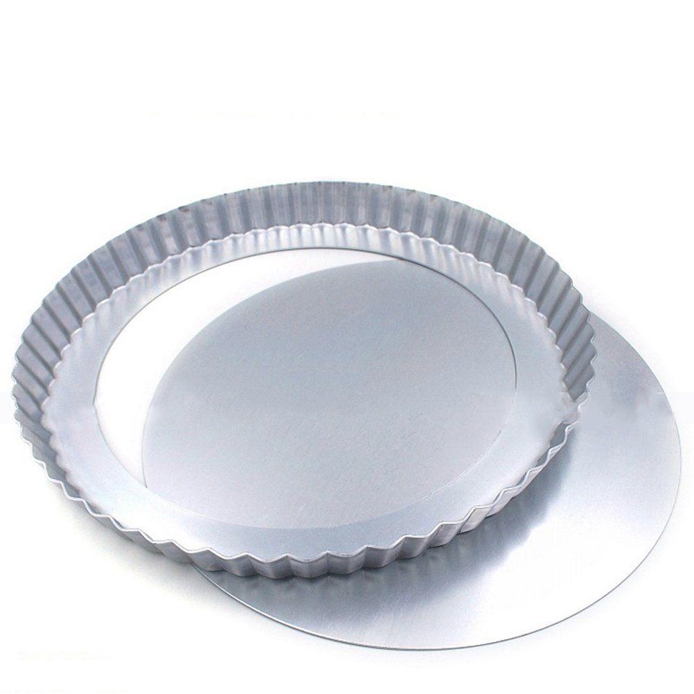 Meleg Otthon Nonstick 11 Inch Round Quiche Pans Tart Pie Pan Tart Pans  sc 1 st  Pinterest & Meleg Otthon Nonstick 11 Inch Round Quiche Pans Tart Pie Pan Tart ...