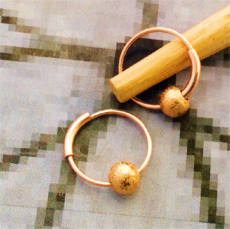 Lip piercing under nose  Nose Ring Hoop SET mm  pcs ROSE GOLD filled with stardust