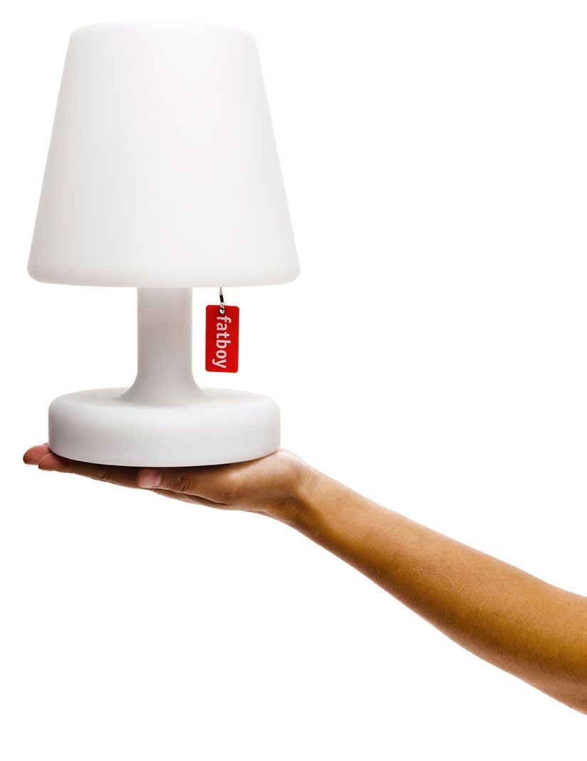 Fatboy Lampe Edison The Petit Lampentisch Led Lampe