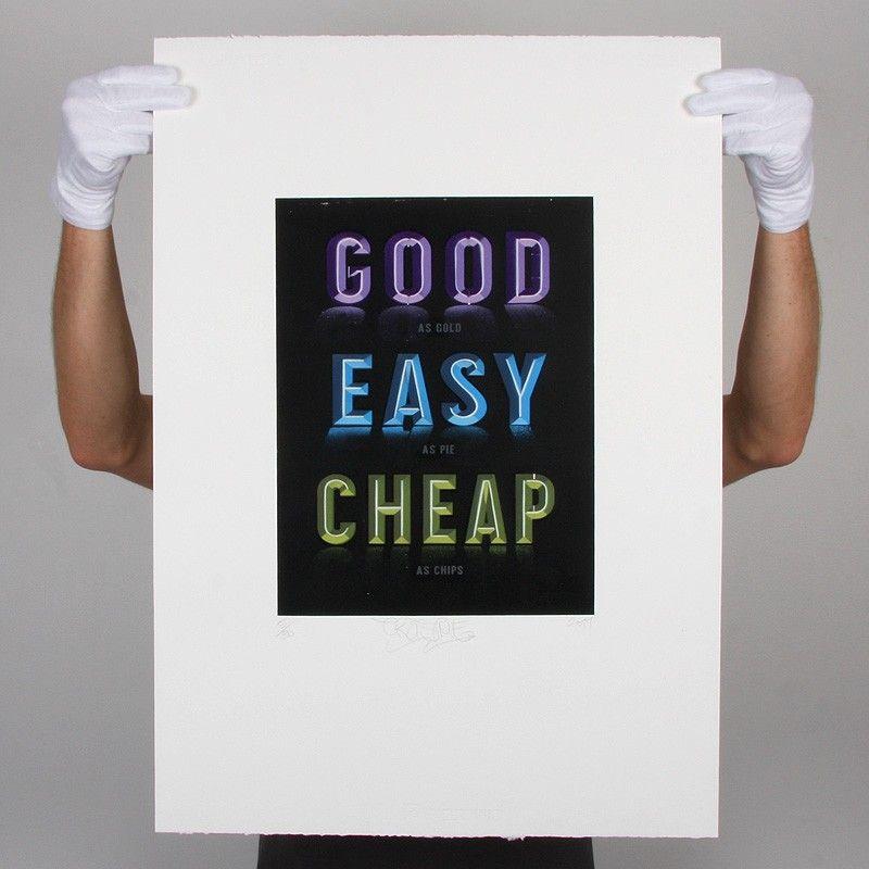Good Easy Cheap Print By Trust Me Prints Posters Nz Art Prints Design Prints Posters Nz Design Gifts Endemicwor Cheap Printing Nz Art Poster Prints