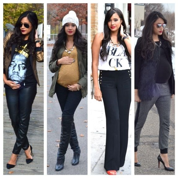 20e56ae2a1 Pregnant Chic Archives - The Fashion Bomb Blog   Celebrity Fashion ...