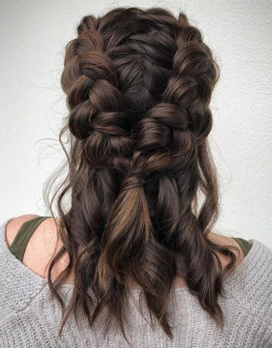 The Hottest Braided Hairstyles For All Hair Length