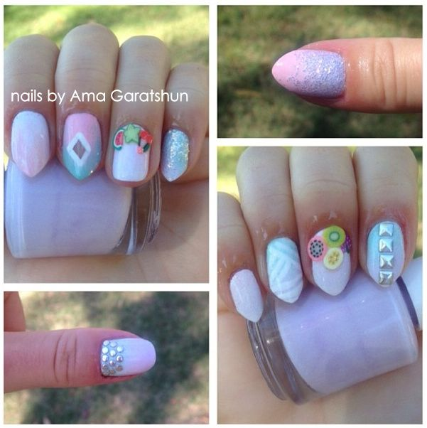 Pin on Nail Art By Ama