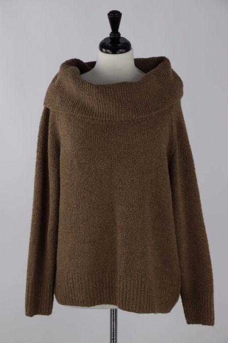 a4bcc337c3 ... Item Details Cowl Neck Soft knit Measurements Chest