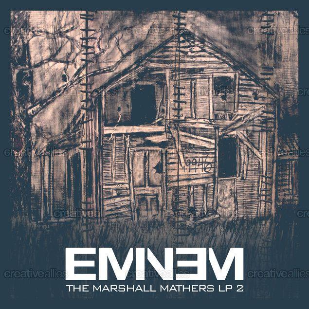 Eminem Mmlp Album Cover