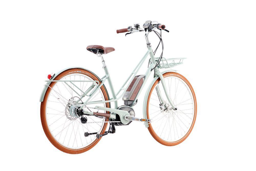 Juna Deluxe+ E-Bike ° Diamant Fahrräder, eBikes, Trekking- und Cityräder