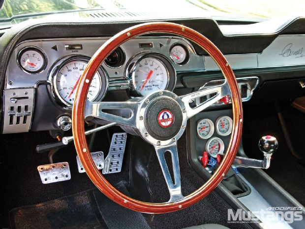 View Mdmp 1011 07 O 1967 Ford Mustang Fastback Shelby Steering