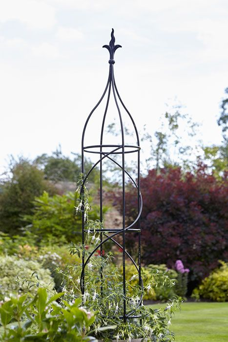 Aston Garden Obelisk  1.8m Https://www.ukgardensupplies.co.