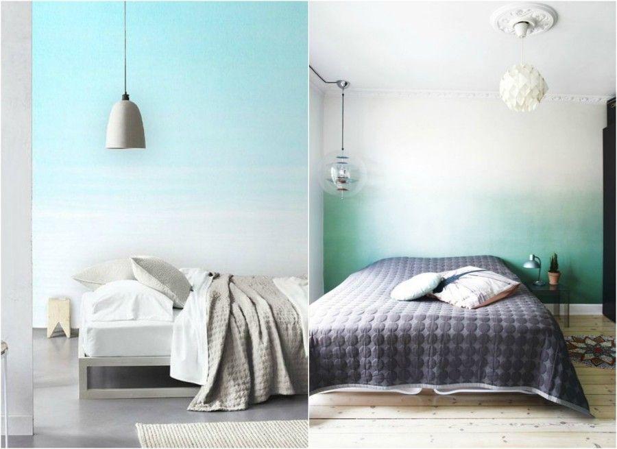 colore-sfumato-344335.jpg (900×655) | Ombre wall paint | Pinterest ...
