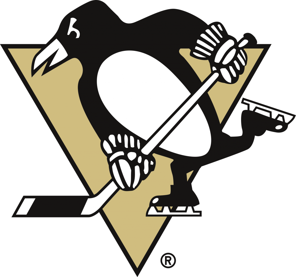 Pittsburgh penguins coloring pages printable - Images Of Pittsburg Penguins Newer Version Of Logo