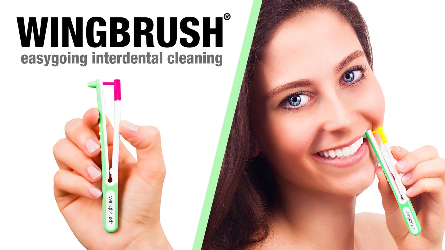 WINGBRUSH® - The revolution of interdental cleaning by Louis, Marc & Burak —Kickstarter