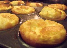 Yorkshire Pudding - A Classic British Side For Roast Beef