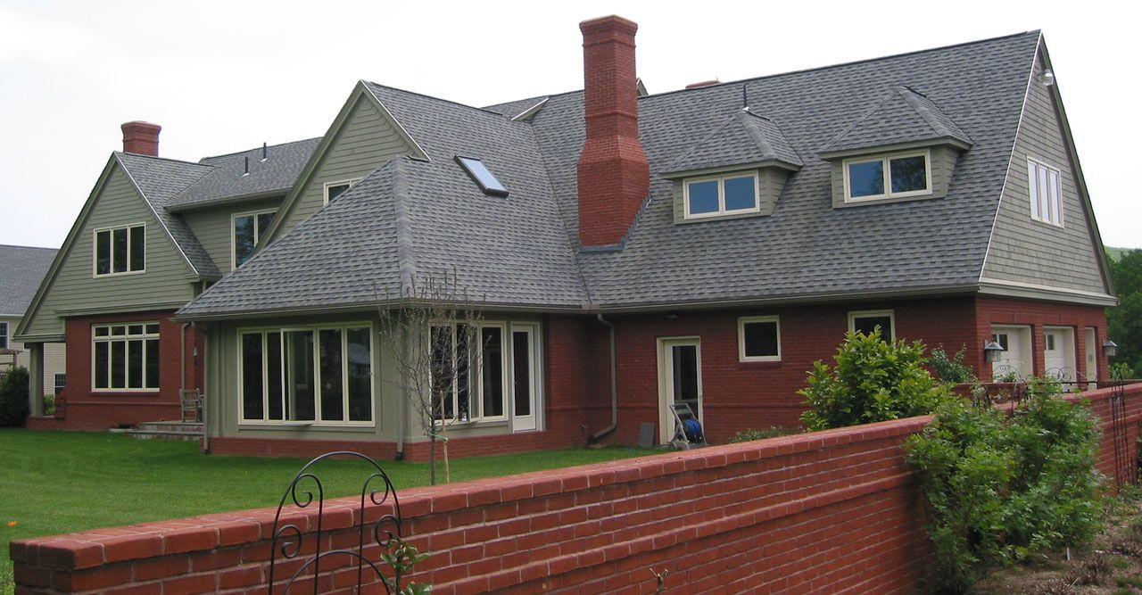 Best Another Red Brick And Olive Combination With Grey 400 x 300