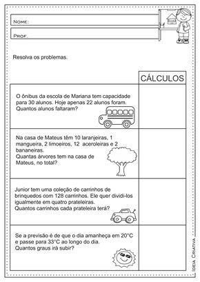 Pin Em Educacao Matematica
