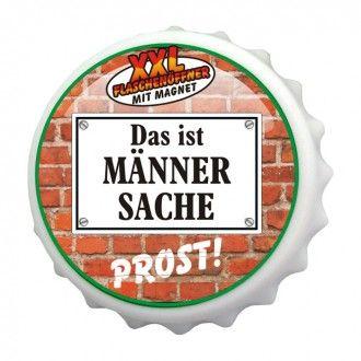 """Flaschenöffner """"Männersache"""""""