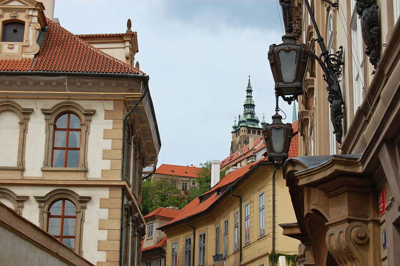 Открыть Праги