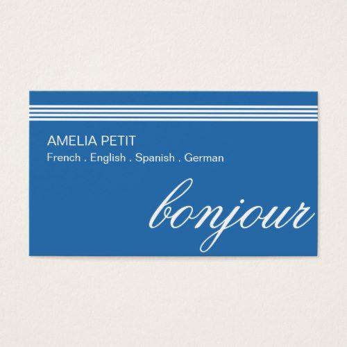 Professional interpreter translator business card interpreter professional interpreter translator business card colourmoves