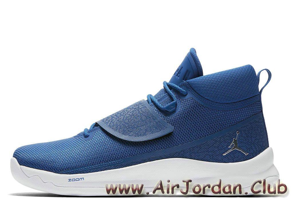 design de qualité 9aaf6 57437 Homme Jordan Super Fly 5 PO Bleu 881571-406 Pour acheter ...