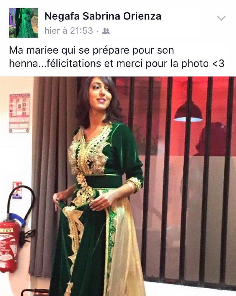 Superbe Location robe henné #henna #henne #wedding #weddingday #mariage #VU_81