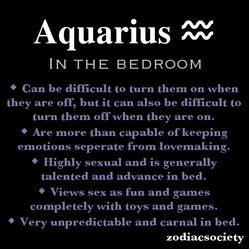 astrological sign aquarius traits