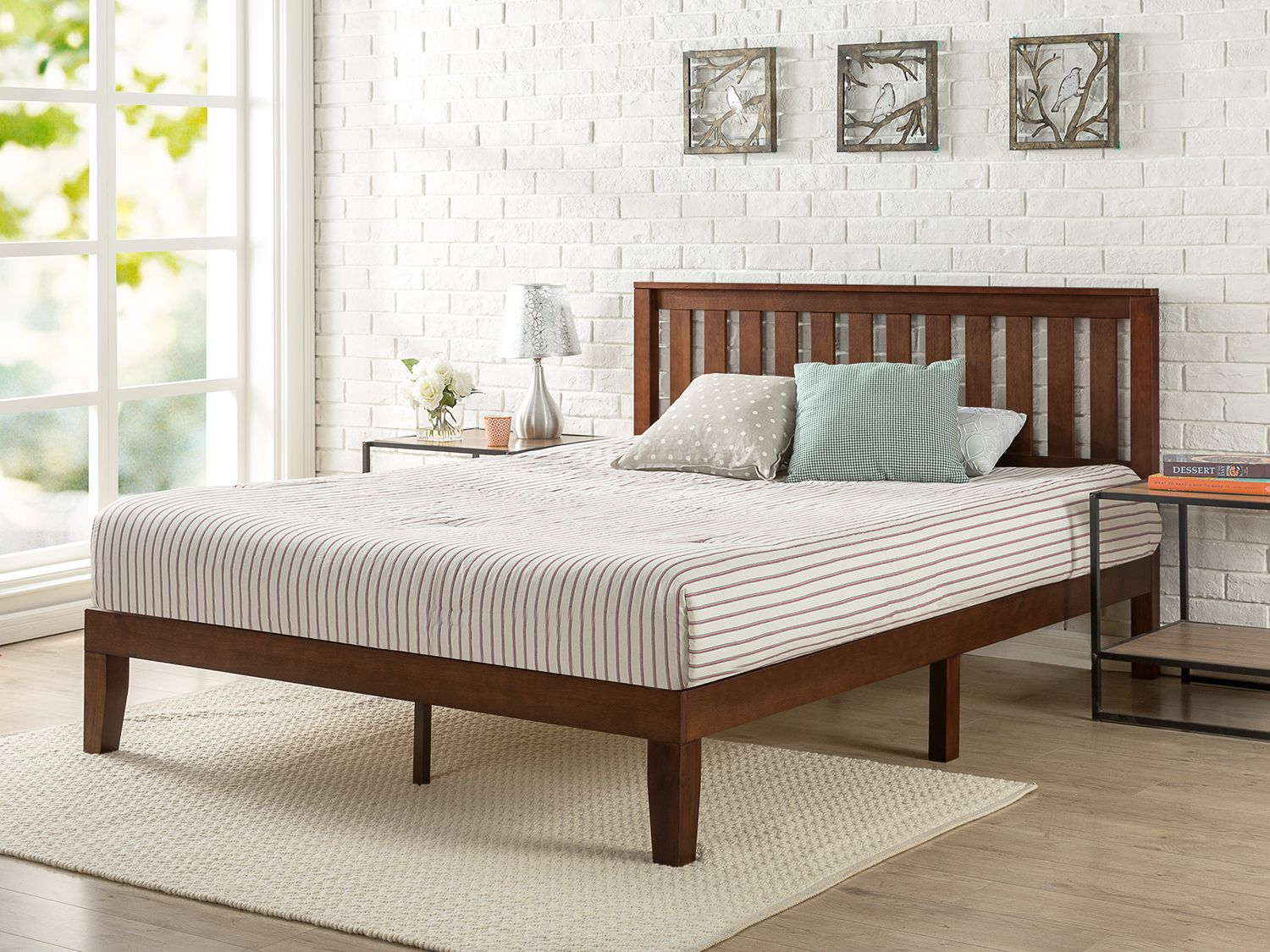 Home In 2020 Headboards For Beds Solid Wood Platform Bed Wood