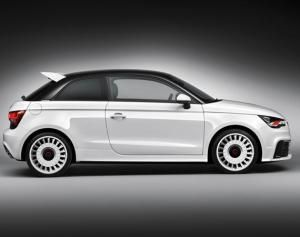 The Ultimate Hot Hatch Review The New Audi A1 Clubsport Quattro