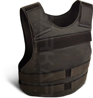 Sarkar Covert Tactical Vest can be worn discreetly under clothing to provide low profile concealed protection!