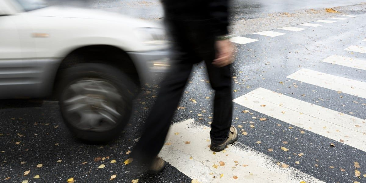 What to Do If You Get Hit By a Vehicle Pedestrian