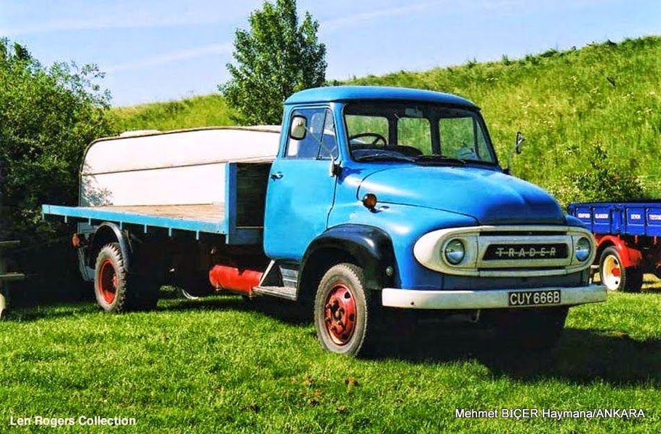 Ford Thames Trader | Ford | Pinterest | Ford, Ford trucks and ...