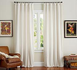 Velvet Curtains Drapes