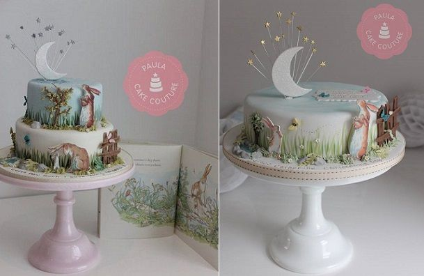 Guess How Much I Love You Cakes By Paula Cake Couture