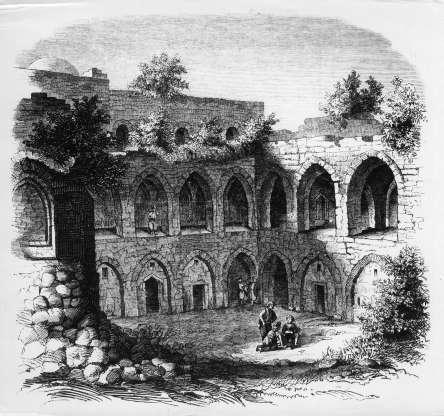لوحة للقدس 1855 Getty Images My Land Painting Art