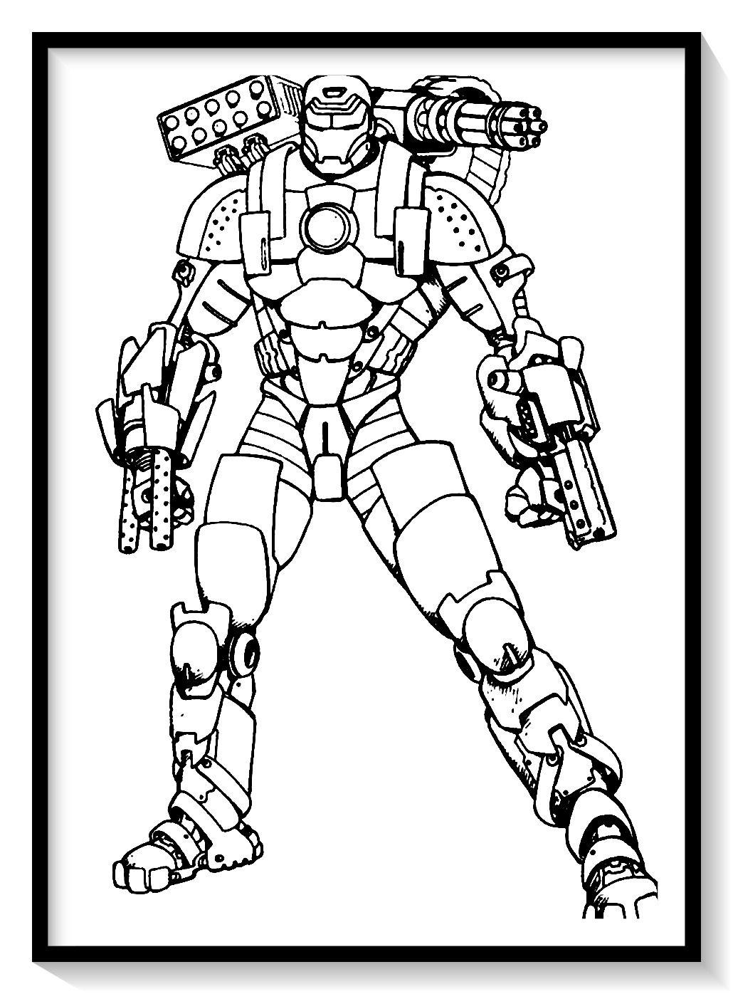 Dibujos De Iron Man Para Colorear En Linea Colorear E Imprimir Ironman Ironman Para Pint Iron Man Para Colorear Ironman Dibujo Paginas Para Colorear