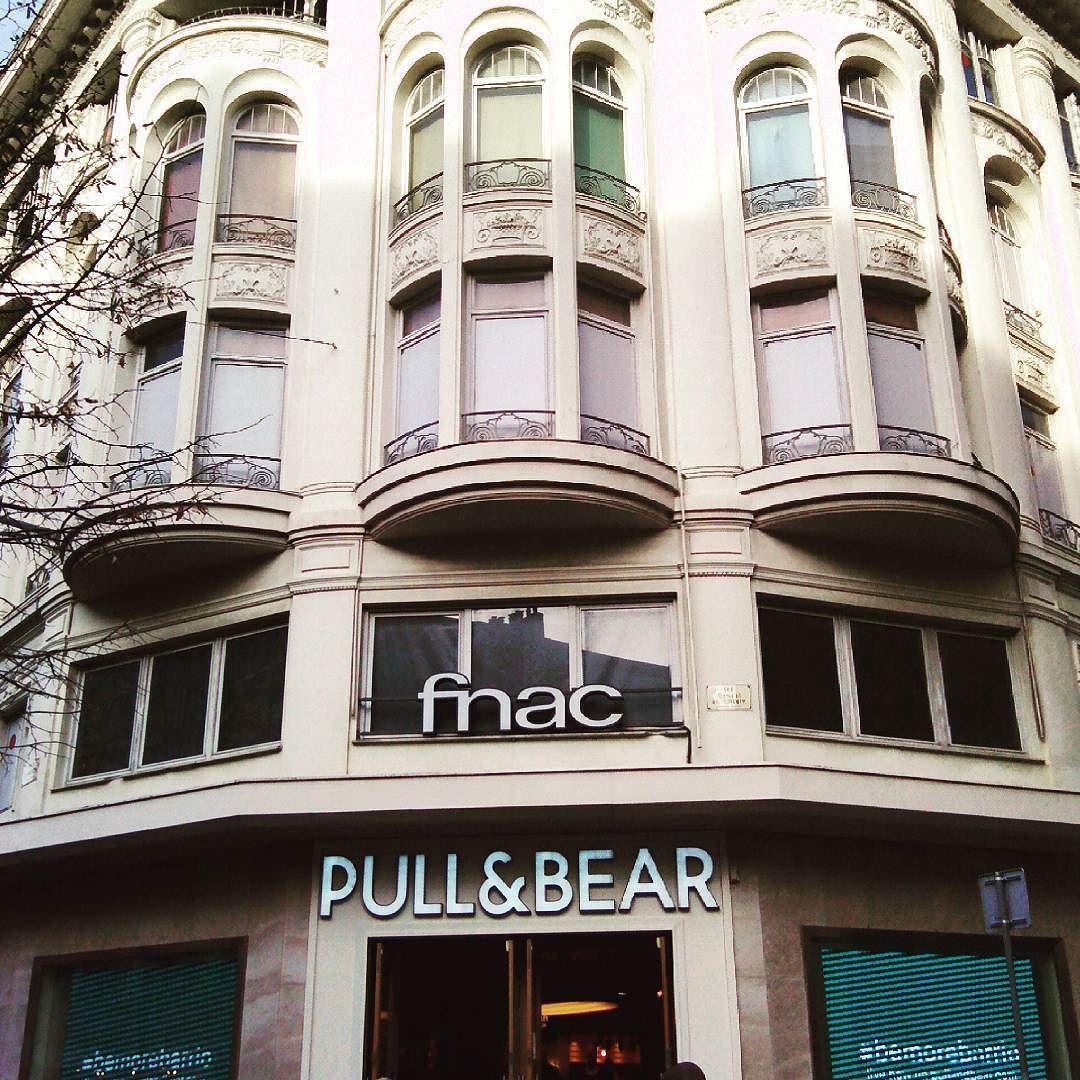 Fnac #Nice #fnac #wonderful #color #building #France #cool by illeana_haller at http://ift.tt/1lP2uA6