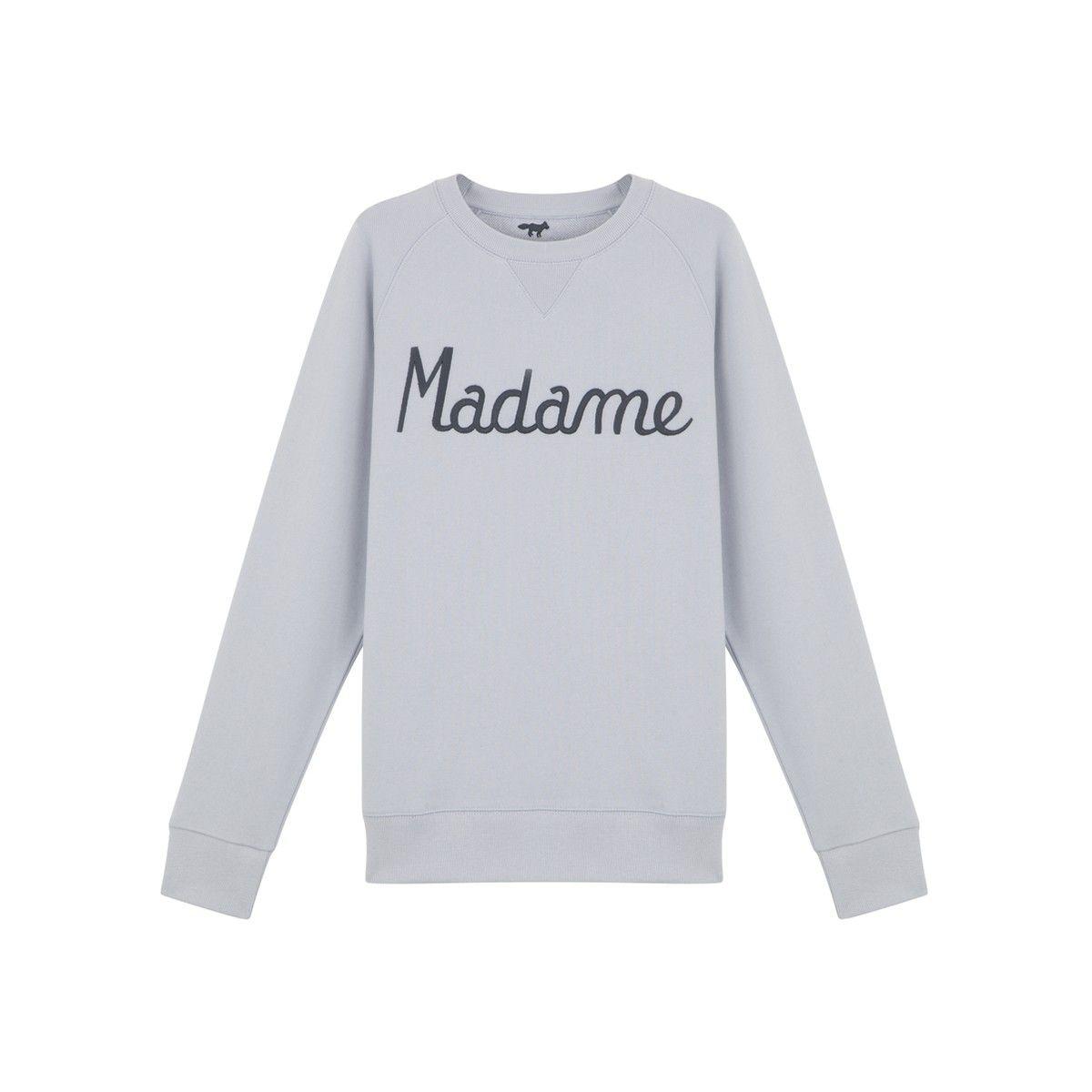Sweatshirt Madame - Maison Kitsuné