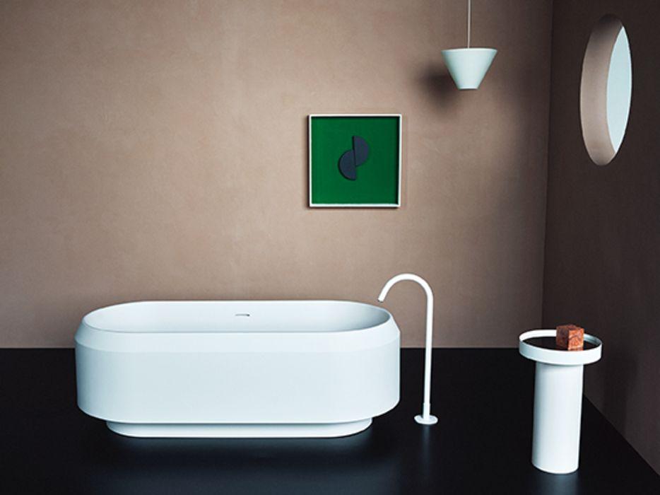 Badezimmermöbel Stehend ~ Agape prodotti vasche lariana bad presentatie pinterest