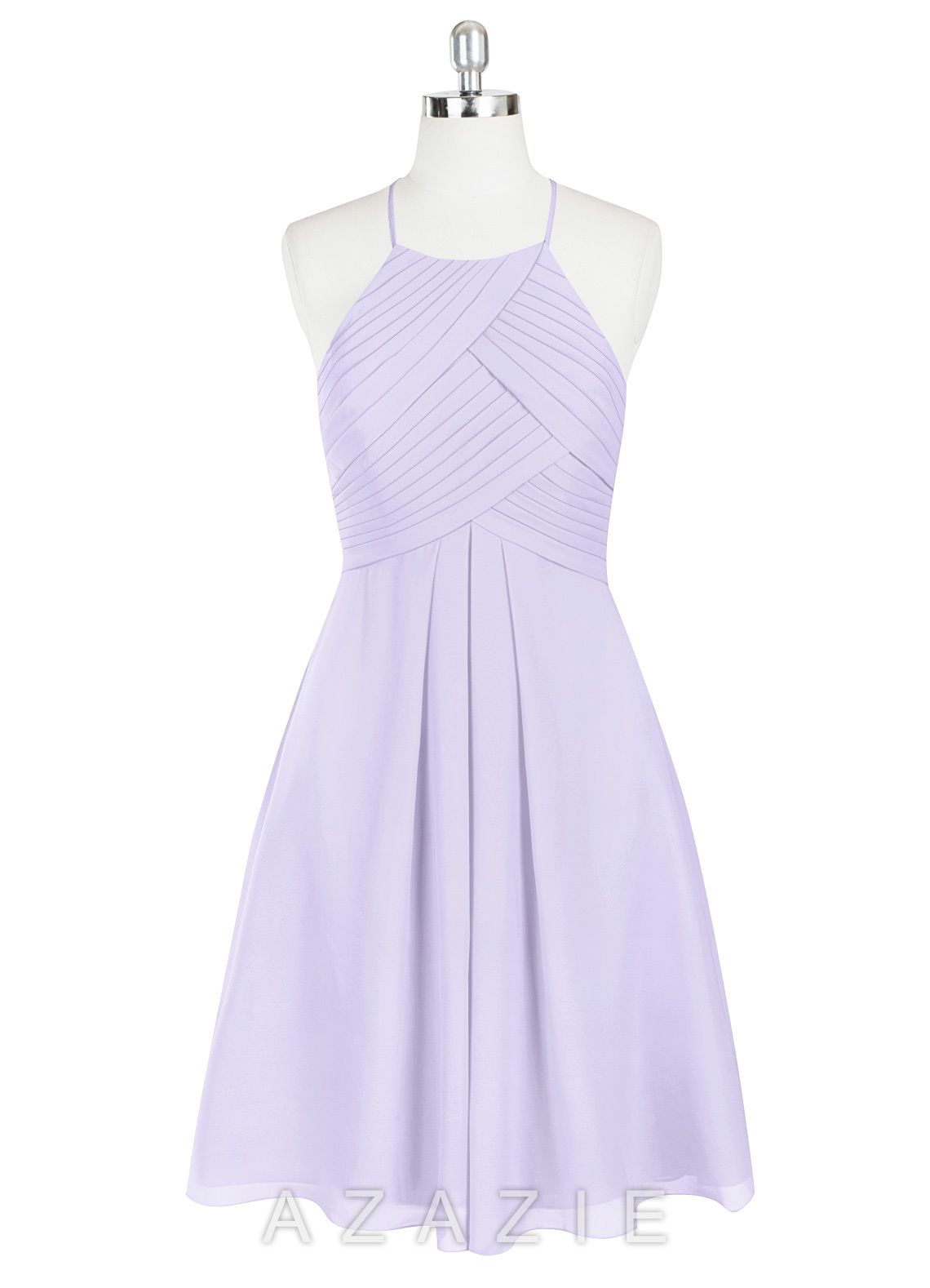 3f766aea29c Shop Azazie Bridesmaid Dress - Adriana in Chiffon. Find the perfect made-to-