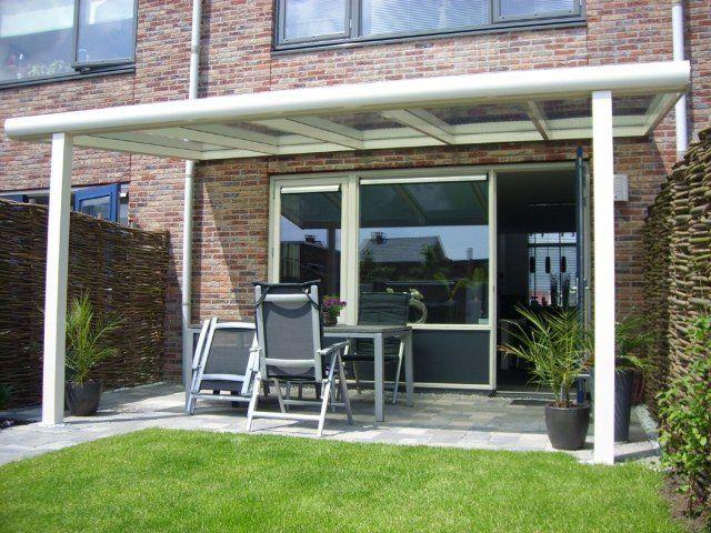 Transparente Pour Terrasse Avec Cadre En Aluminium Toiture