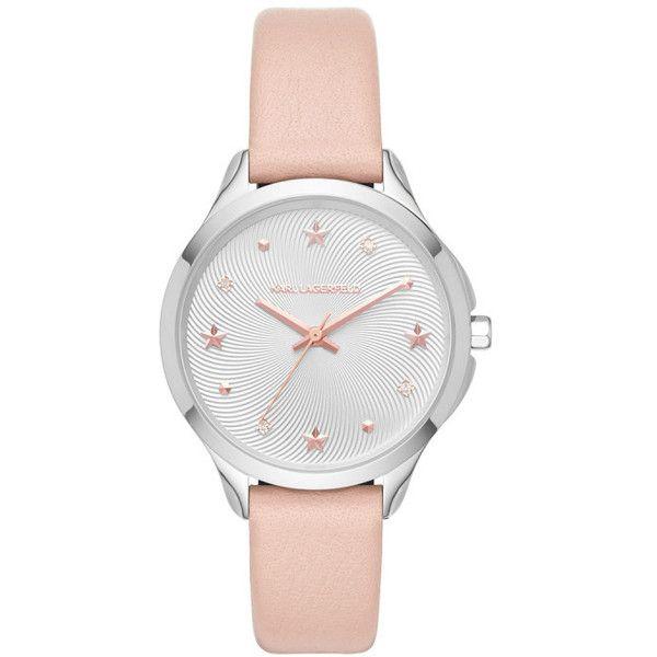 Karl Lagerfeld Watch - Karoline Watch Silver - in rose - Watch for.