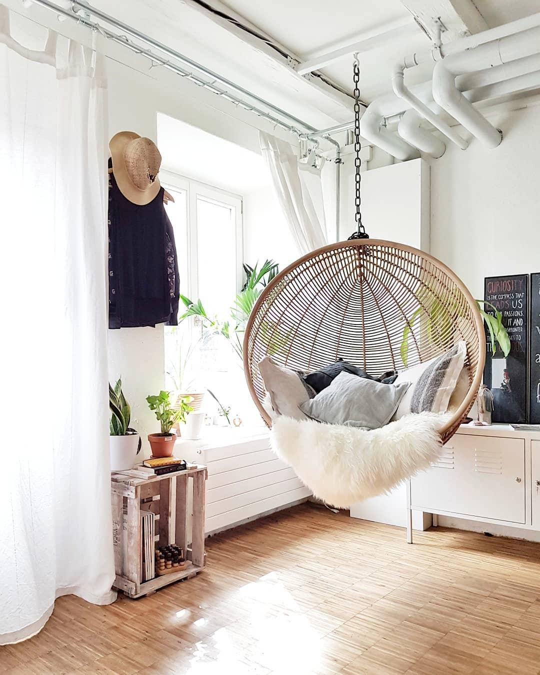 Cozy Home Decorating Best Ikea Hanging Chair Cosy Corner House
