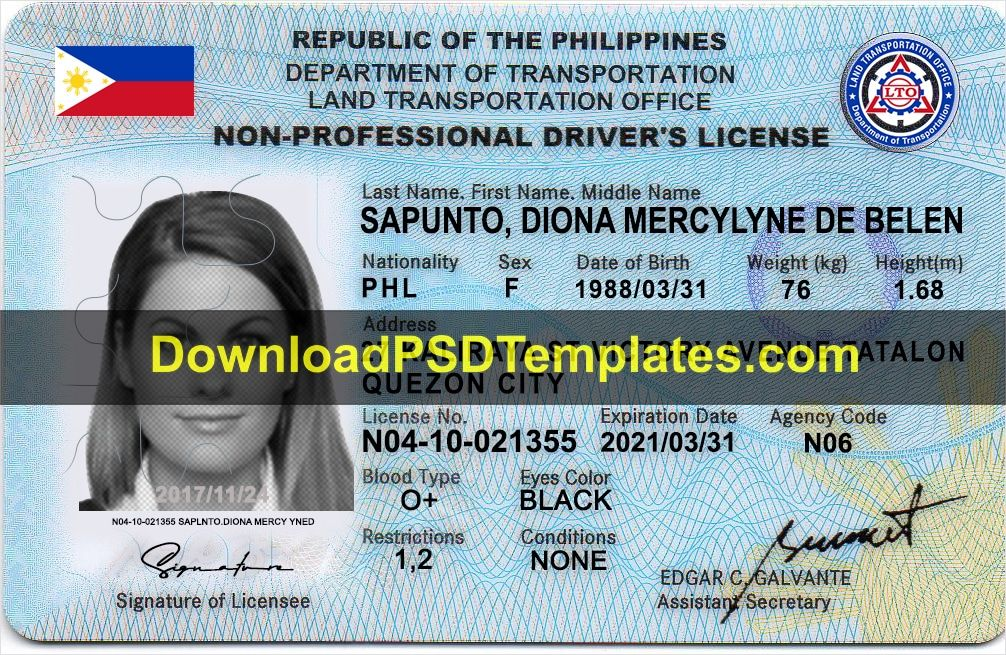 Drivers license in 2020 drivers license driving license