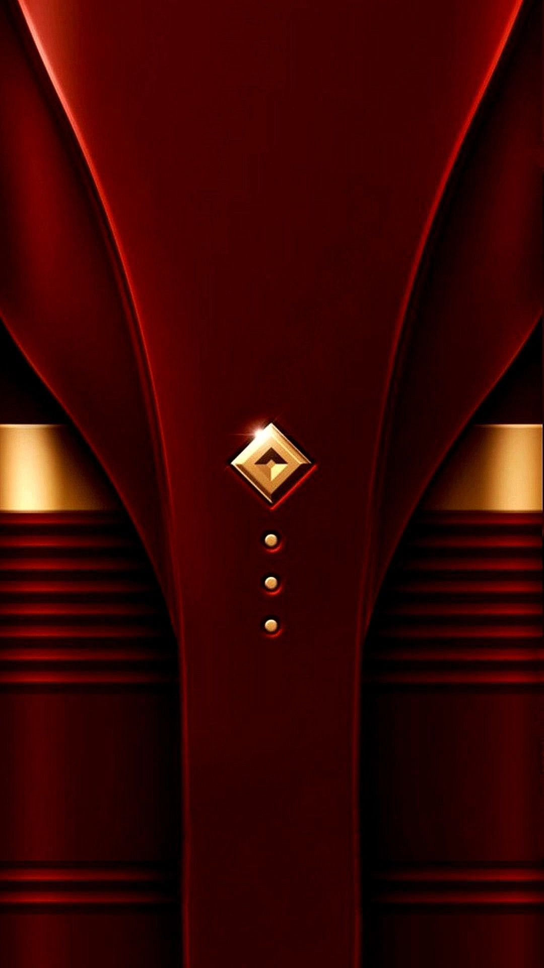Luxury Red And Gold Wallpaper Iphone Red And Gold Wallpaper Beautiful Wallpaper For Phone Gold Wallpaper Iphone
