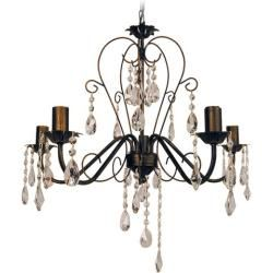 Photo of Chandelier 5 lights Yately