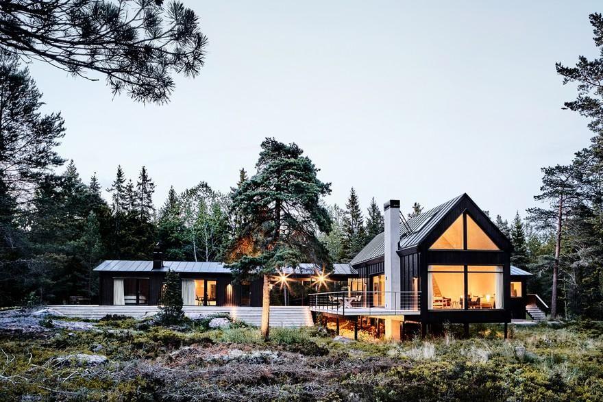 Pin On Scandinavian Houses