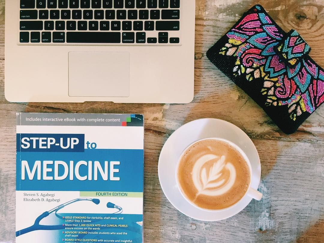 Studying for my LAST shelf exam of medical school 🙊 … then