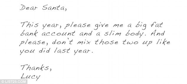 Dear Santa, if you bring presents, bring batteriesu0027 Childrenu0027s - apologize letter for mistake